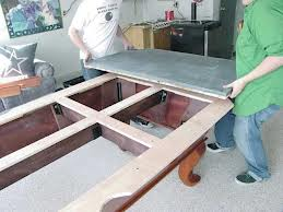 Pool table moves in Pullman Washington